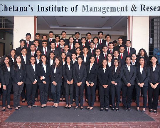 chetanas programmes PGDM Marketing